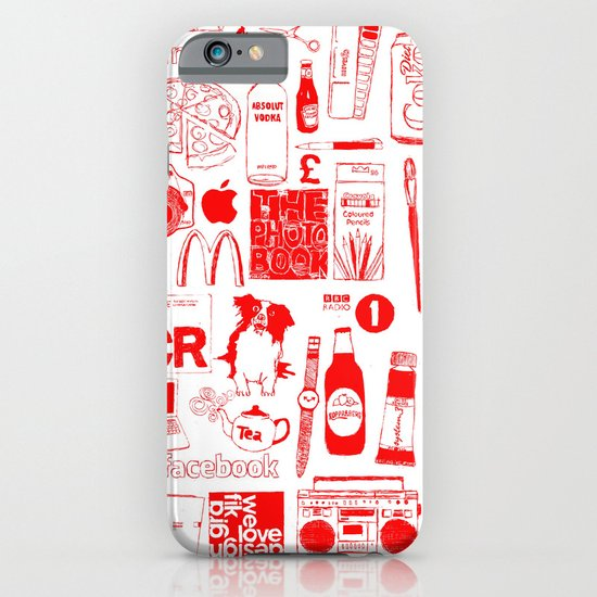 Graphics Design student poster iPhone & iPod Case