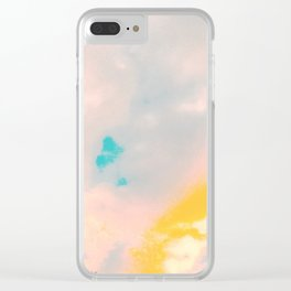 Desire is the Beginning of Creation Clear iPhone Case