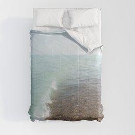 Turquoise Beach   Beach Photography   Landscape   Nature   Summer   Coastal   Waves   Ocean Comforters