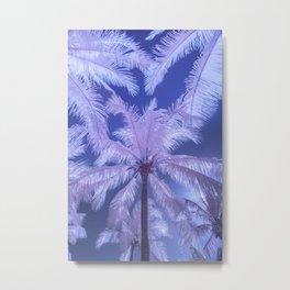 candy palms Metal Print