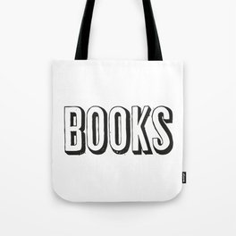 Books 2 Tote Bag