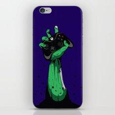 Zombie Gamer iPhone & iPod Skin