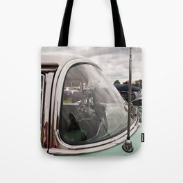 Vintage Car 3 Tote Bag