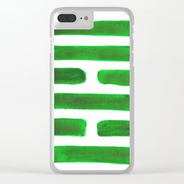 The Family - I Ching - Hexagram 37 Clear iPhone Case