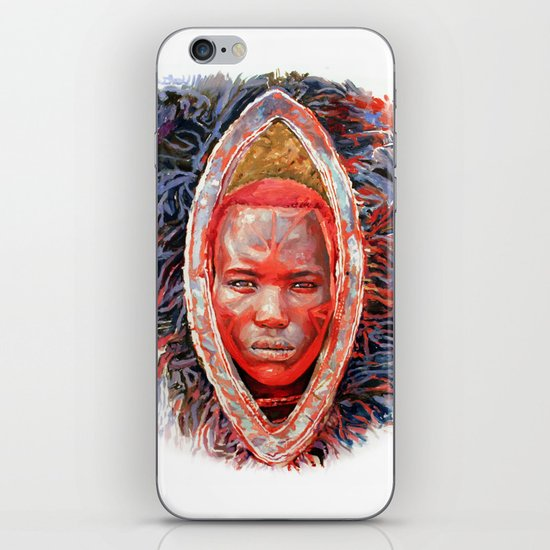 MAASAI iPhone Skin