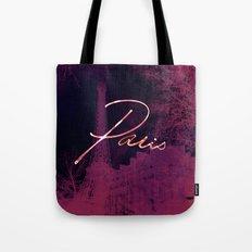Paris light Tote Bag