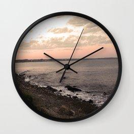 A Bit Of Paradise Wall Clock