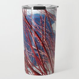 Winter still life Travel Mug