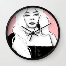 KILL THIS LOVE - Jennie Wall Clock