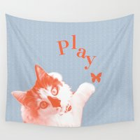 play Wall Tapestries featuring Play by 1 monde à part