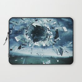 And the storm broke Laptop Sleeve
