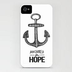 Anchored Slim Case iPhone (4, 4s)