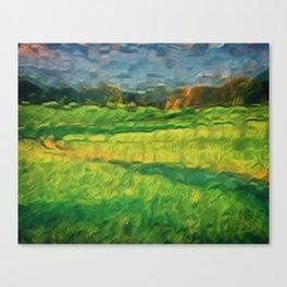 Division Landscape Canvas Print