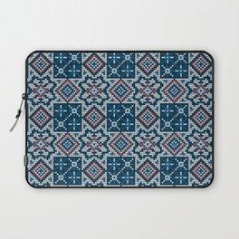 Pattern in Grandma Style #51 Laptop Sleeve