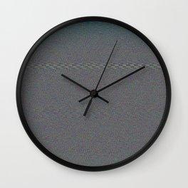 Haze Polder Wall Clock