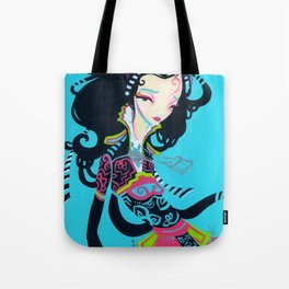 Kang Tote Bag