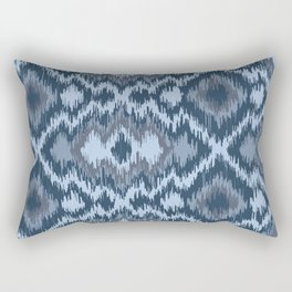 Far East Waters Rectangular Pillow