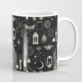 Light the Way: Glow Coffee Mug