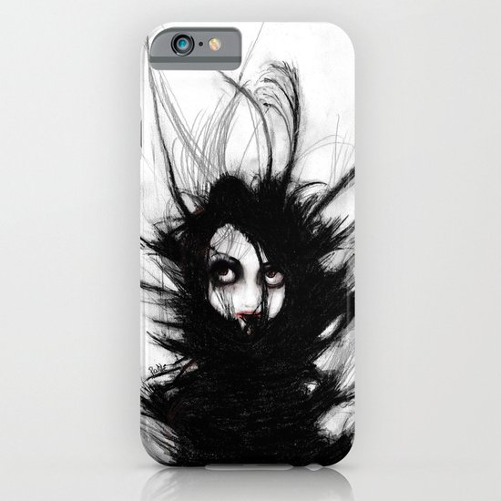 Coiling and Wrestling. Dreaming of You iPhone & iPod Case