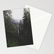 Latourell Falls, OR Stationery Cards