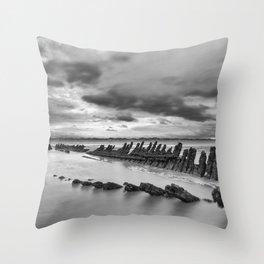 SS Nornen Throw Pillow