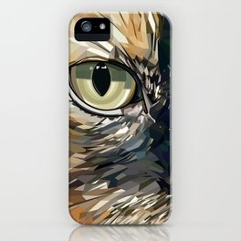 Stevie Cat iPhone Case