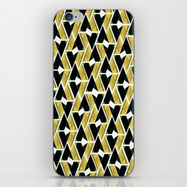 WTU PATTERN PRINT 4 iPhone Skin