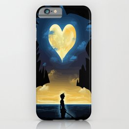 Sora Hearts iPhone Case