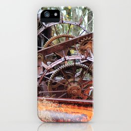 gears iPhone Case
