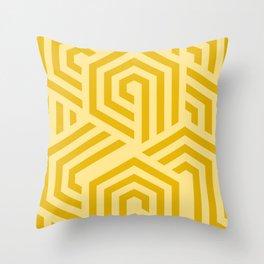 Crazy Vibes Throw Pillow