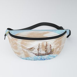 The old ship Fanny Pack