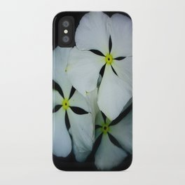 flores iPhone Case