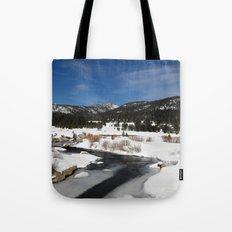 Carson River Tote Bag