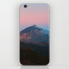 Vulcano Sunrise iPhone Skin
