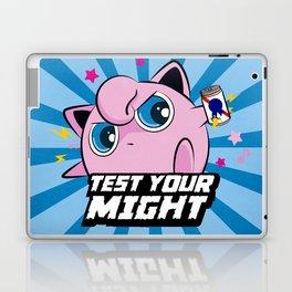 Jigglypuff chooses you! Laptop & iPad Skin