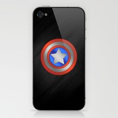 Cap. America iPhone & iPod Skin
