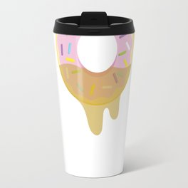 Dunked Donut Travel Mug