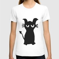kitty T-shirts featuring kitty by Sproot