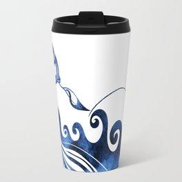 Water Nymph III Travel Mug