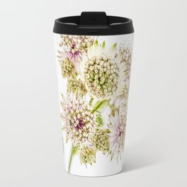 Astrantia major Travel Mug