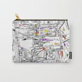 Artist - Künstler Carry-All Pouch