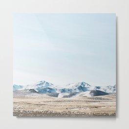 Landscape 1001 Metal Print