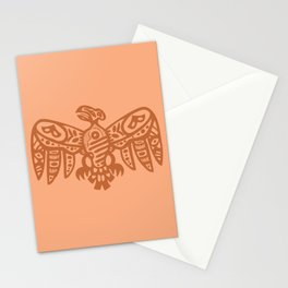 Aztec Eagle Stationery Cards