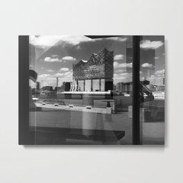 reflections II Metal Print