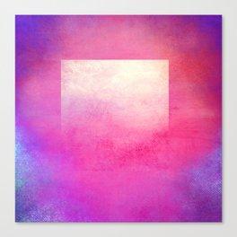 Square Composition I Canvas Print