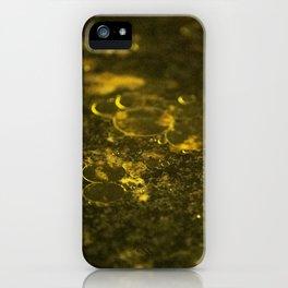 Oil iPhone Case
