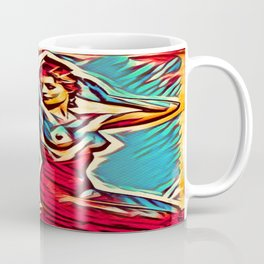 Away From The Past Coffee Mug