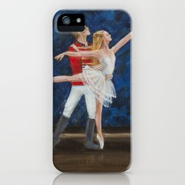 Ballet and romance #1 iPhone Case
