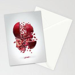 Flying Pomegranate Stationery Cards