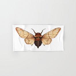 Cicada Hand & Bath Towel